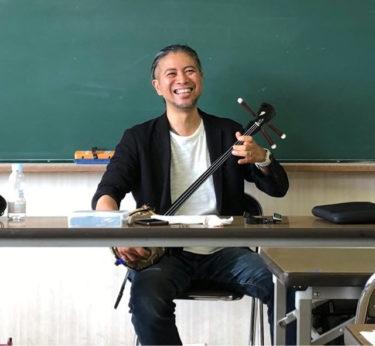 【 教室 】東松戸 沖縄三線教室お稽古☆10月16日水曜日